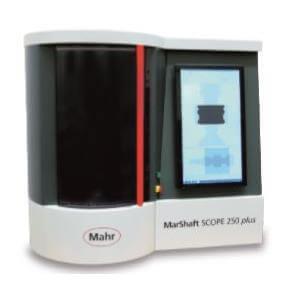 Optical Shaft Measuring Machines Scope 250 Plus